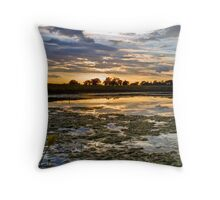 Isle of Sheppy 2 Throw Pillow