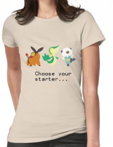 5th Gen Starters Womens Fitted T-Shirt