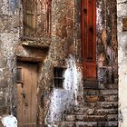 Senglea, Malta.The Old Quarter.  by Anthony Vella
