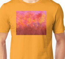 Flowers in Sunset Unisex T-Shirt