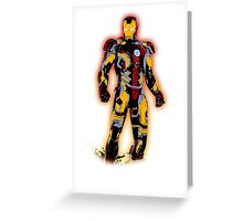 Avengers: Age of Ultron - Iron Man - Variant 2 Greeting Card
