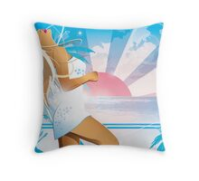 Chillout Throw Pillow