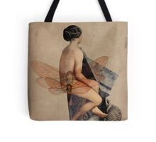 Venus Collage Tote Bag