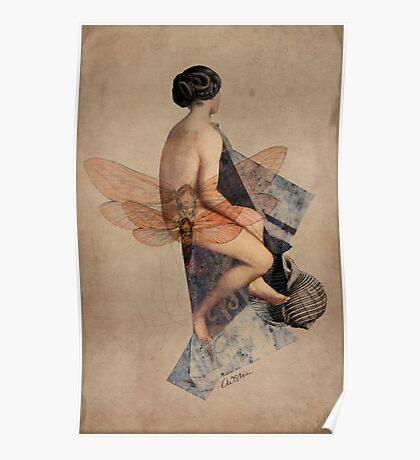 Venus Collage Poster
