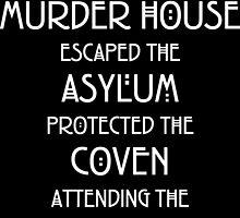 american horror  story by benova