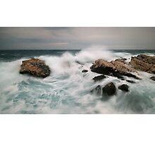 ocean force Photographic Print