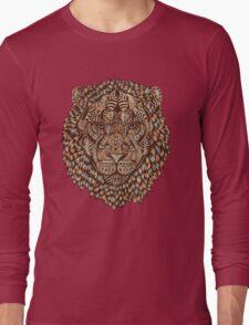 Lion (Royal) Long Sleeve T-Shirt
