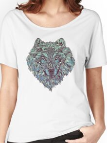 Wolf (Lone) Women's Relaxed Fit T-Shirt