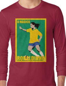 Ronaldinho Long Sleeve T-Shirt