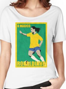 Ronaldinho Women's Relaxed Fit T-Shirt