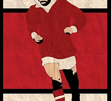 George Best by johnsalonika84