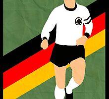 Franz Beckenbauer by johnsalonika84