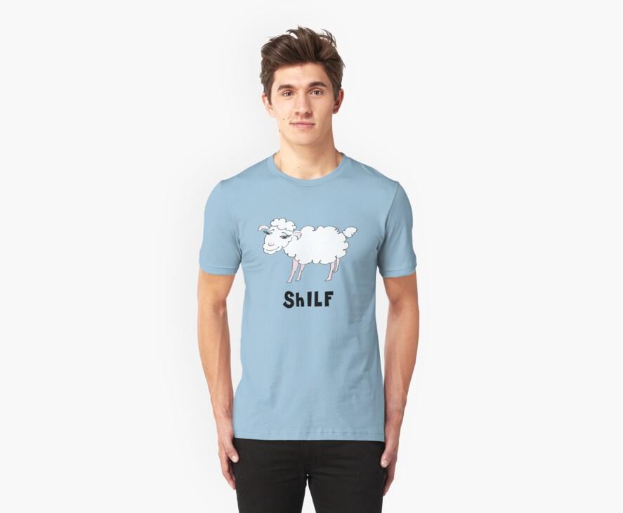 ShILF (Light Shirt) by diculousdesigns