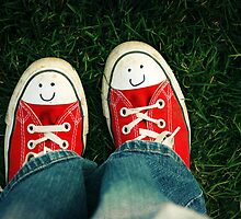 Shoes With Smiles by photographyjen