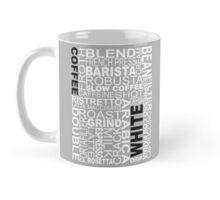 White coffee...WORD!! Mug