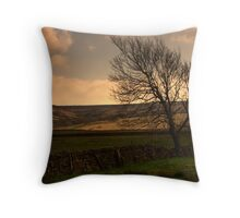 Moorland Throw Pillow