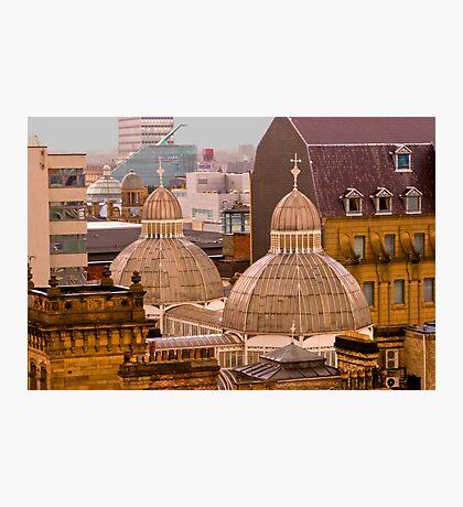 Barton Arcade roof, Manchester city centre Photographic Print