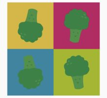 Popart Funny, Broccoli Kids Clothes