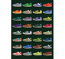 Kicks 3 Photographic Print