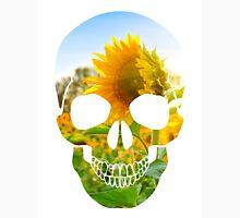 Skull Sunflower Unisex T-Shirt