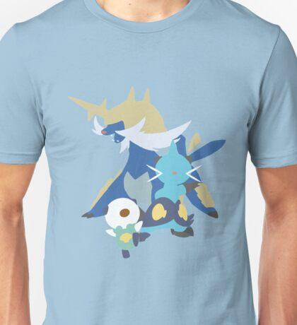 Oshawott Evolution Unisex T-Shirt
