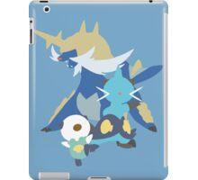 Oshawott Evolution iPad Case/Skin