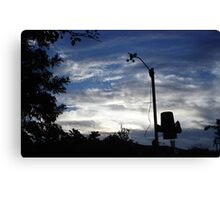 The relative Calm Canvas Print