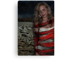 Bound By My Fears Canvas Print