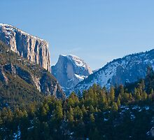 Yosemite Valley by David Recht