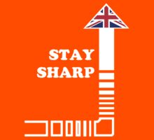 Stay Sharp Kids Clothes