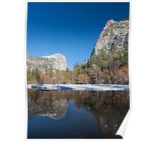 Mirror Lake, Yosemite Valley Poster