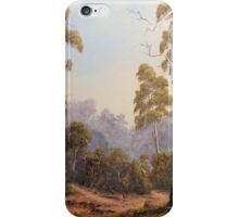 The Scent Of Gumtrees In Australia iPhone Case/Skin