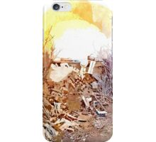 Laureana Cilento: woodpile iPhone Case/Skin