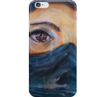 The ocean of tears I iPhone Case/Skin