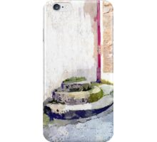 Laureana Cilento: steps and wall iPhone Case/Skin