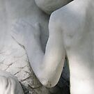 Annie Stewart Fountain: Triton's Hand by AuntieJ