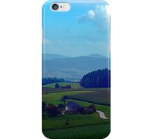 Countryside scenery in autumn | landscape photography iPhone Case/Skin
