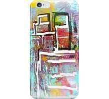 Colorful City Designs iPhone Case/Skin