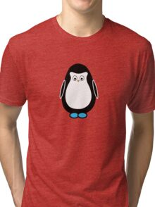 Hugo the penguin Tri-blend T-Shirt