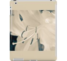 Earth Day (Lily) iPad Case/Skin