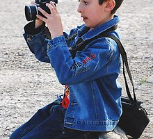 THE FUTURE PHOTOGRAPHER by RayFarrugia