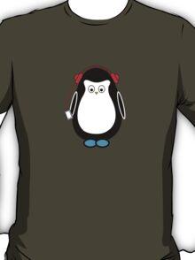 Hugo with headphones T-Shirt