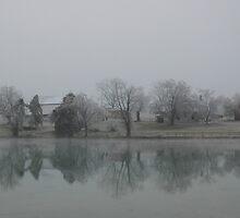 Silver Lake Freeze by Daniel Green