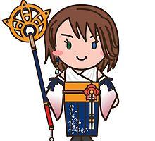 My Lady Summoner by chintami