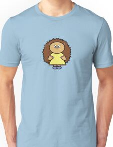 Meredith the hedgehog Unisex T-Shirt