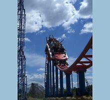 Superman: Ride of Steel, Six Flags America T-Shirt