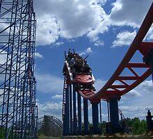 Superman: Ride of Steel, Six Flags America by coasterfan94