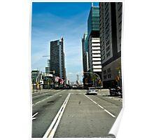 Urban life Poster