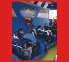 Superman: Ride of Steel, Six Flags America Kids Clothes