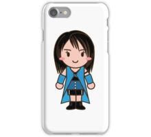 Angel Wing Lady iPhone Case/Skin
